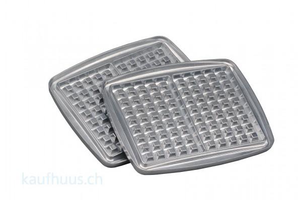 Waffel-Platten zu Gaufrier Super 2 AA+CM
