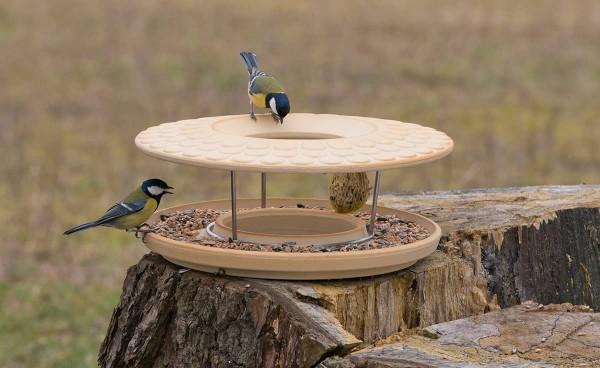 Denk Futterhaus CeraNatur® Vögel füttern und beobachten