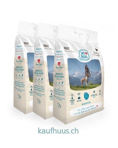 Adult Huhn & Kartoffel - Swiss Natural soft
