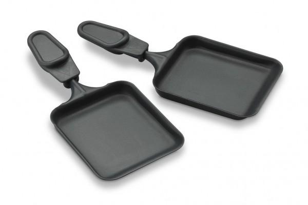Raclettepfännchen Black