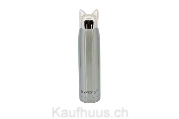 "Isolier-Trinkflasche ""Super Cat"", champagner"