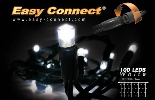 Easy-Connect Extension 100 Leds Rideau, LED blau