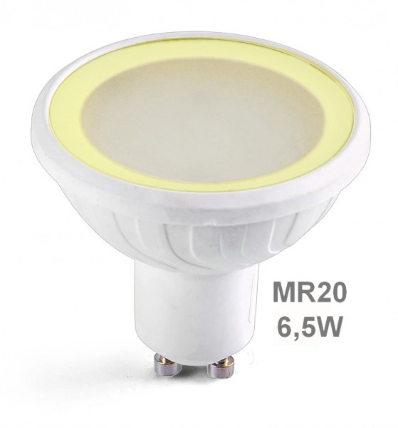 Easy-Connect Leuchtmittel LED MR20/GU10, 6.5W