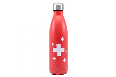 "Isolier-Trinkflasche ""Red Star"", 750 ml"