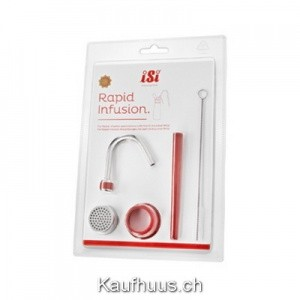 Kisag Rapid Infusion Set, 5 teilig