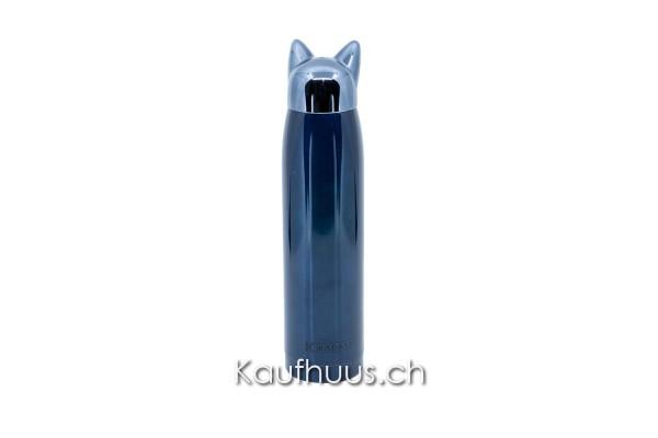 """Isolier-Trinkflasche """"Super Cat"""", 320 ml, blau"""