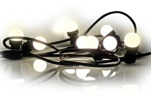 Easy-Connect Festliche Lichterkette klassisch
