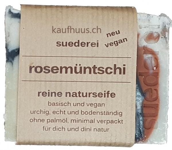 rosemüntschi Naturseife
