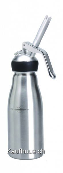 Kisag Gastro-Bläser Modelle INOX - Hot and Cold, 0.5 Liter