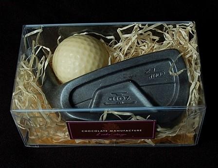 Schokolade Golfeisen
