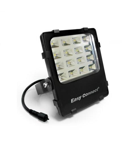 Easy-Connect Powerstrahler Super LED, 24W, 22x17cm