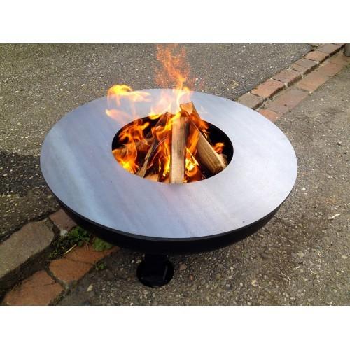 Feuerschale Grillring unbehandelt ø 88