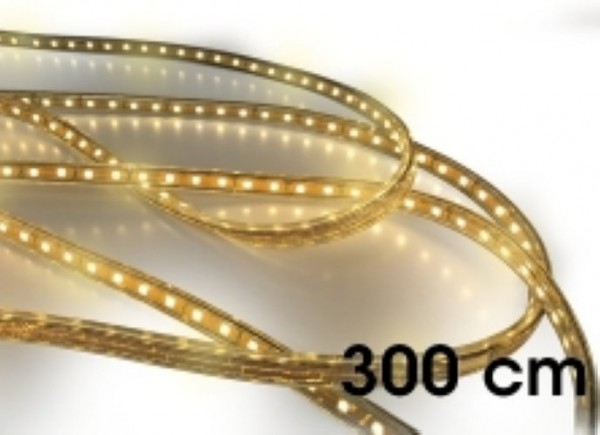 Easy-Connect Extension Strip LED 3m warmweiss