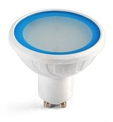 Easy-Connect Leuchtmittel LED MR20/GU10, blau