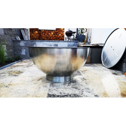 Feuerkugel/Grillring INOX Ø 88 cm