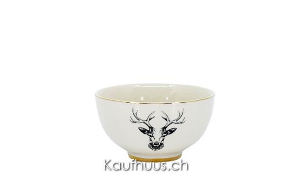 """Schale """"Oh Deer!"""" Hirsch, 500 ml"""