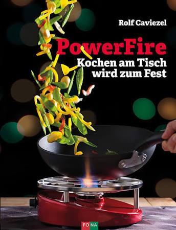 Kisag Kochbuch PowerFire