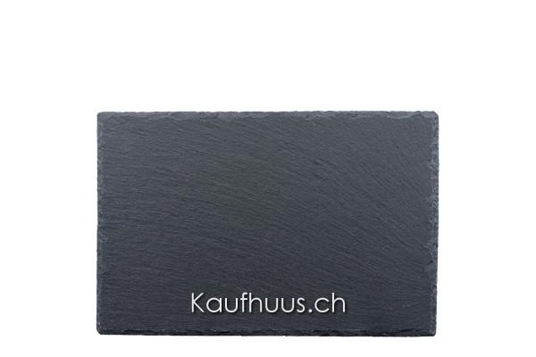 Schieferplatte, 30 x 20 cm