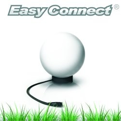 Easy Connect - Lichtkugel 25cm RGB mit Fernbedienung