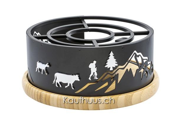 """Rechaud """"Magnetic Mountain"""", Ø 22 cm, 10-teilig"""