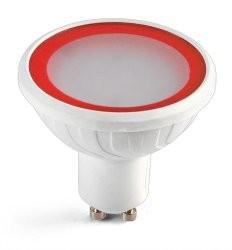 Easy-Connect Leuchtmittel LED MR20/GU10, rot
