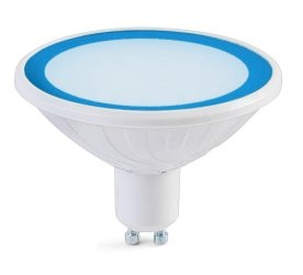 Easy-Connect Leuchtmittel LED MR30/GU10, blau