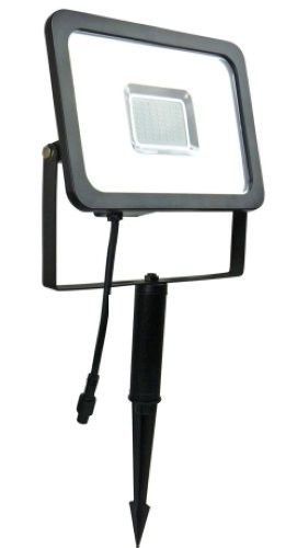 Easy-Connect Flutlicht Strahler 50 W Alu/Plastik
