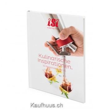 Kisag Kochbuch ISI Kulinarische Inspirationen