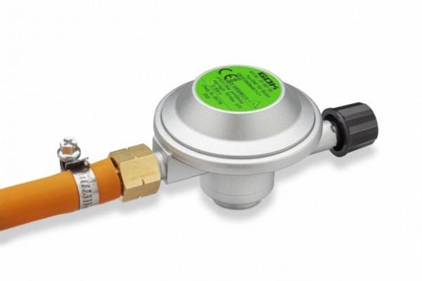 Druckregler für Gaskartuschen (mit Schlauch)
