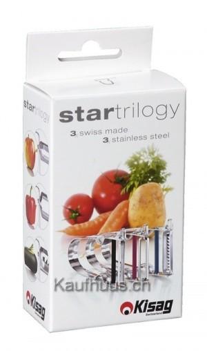 Star Trilogy Sparschäler