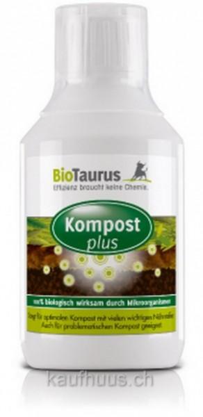BioTaurus Garden - Kompost-Plus