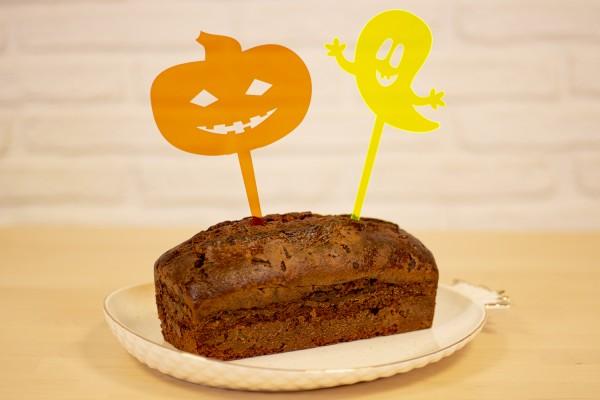"""Cake Topper """"Halloween"""", Acryl, 2er-Set"""