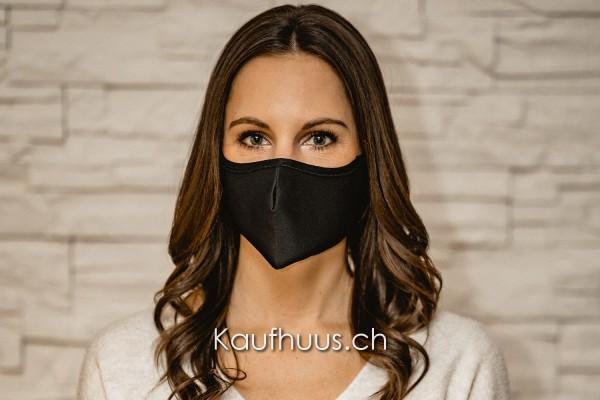 """Community Maske """"Comfort Mask"""" Basic Schwarz"""