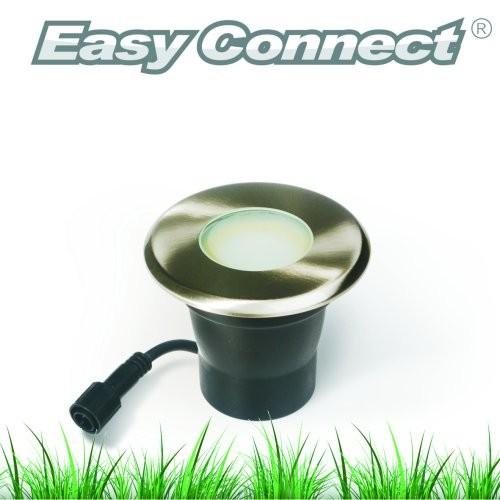 Easy-Connect Rundes Einbaulicht RGB Ø 12cm