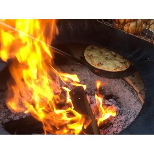 Pizzaofen-Einsatz ø 124