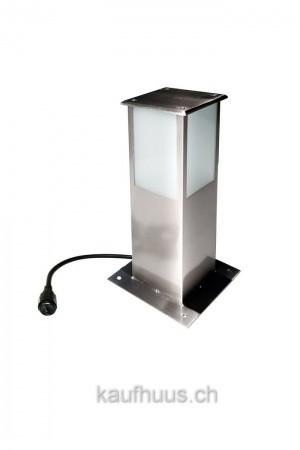 Easy Connect - Mini Lichtturm INOX